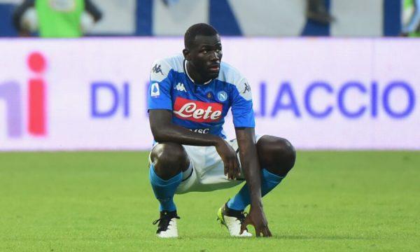 Napoli-Inter 2020: Koulibaly gioca?