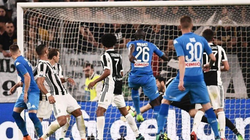 Napoli-Juventus su SkyGo